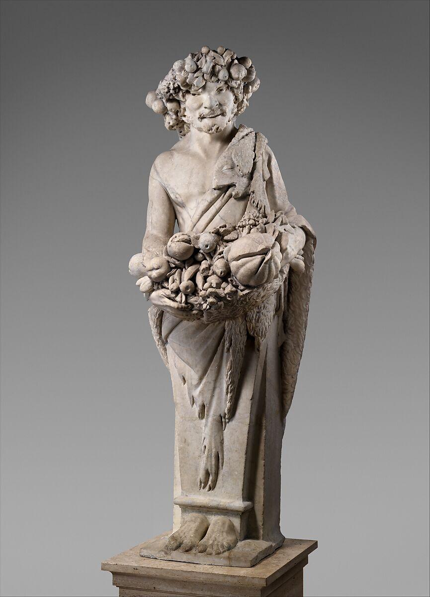 Pietro Bernini Autumn In The Guise Of Priapus One Of A