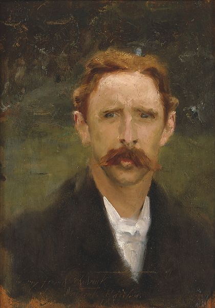 Francis Brooks Chadwick, John Singer Sargent (American, Florence 1856–1925 London), Oil on panel, American