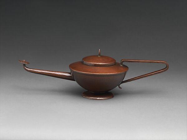 Dirk Van Erp (1862–1933) | Lantern | American | The Met