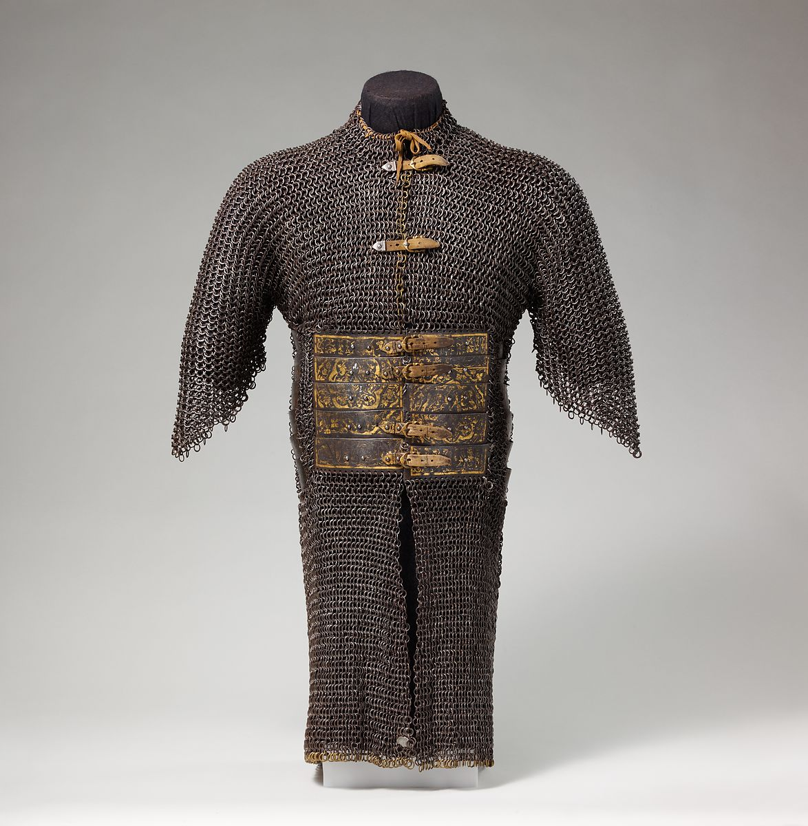 Shirt Of Mail And Plate Iranian Or Turkish The Met
