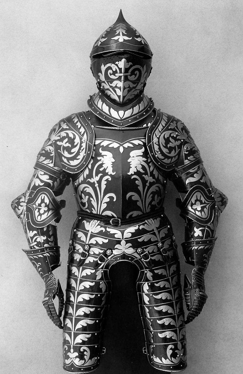 Half Armor | probably Austrian, Innsbruck | The Met
