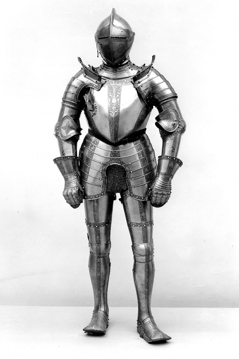Kunz Lochner | Armor from a Small Garniture for Field and