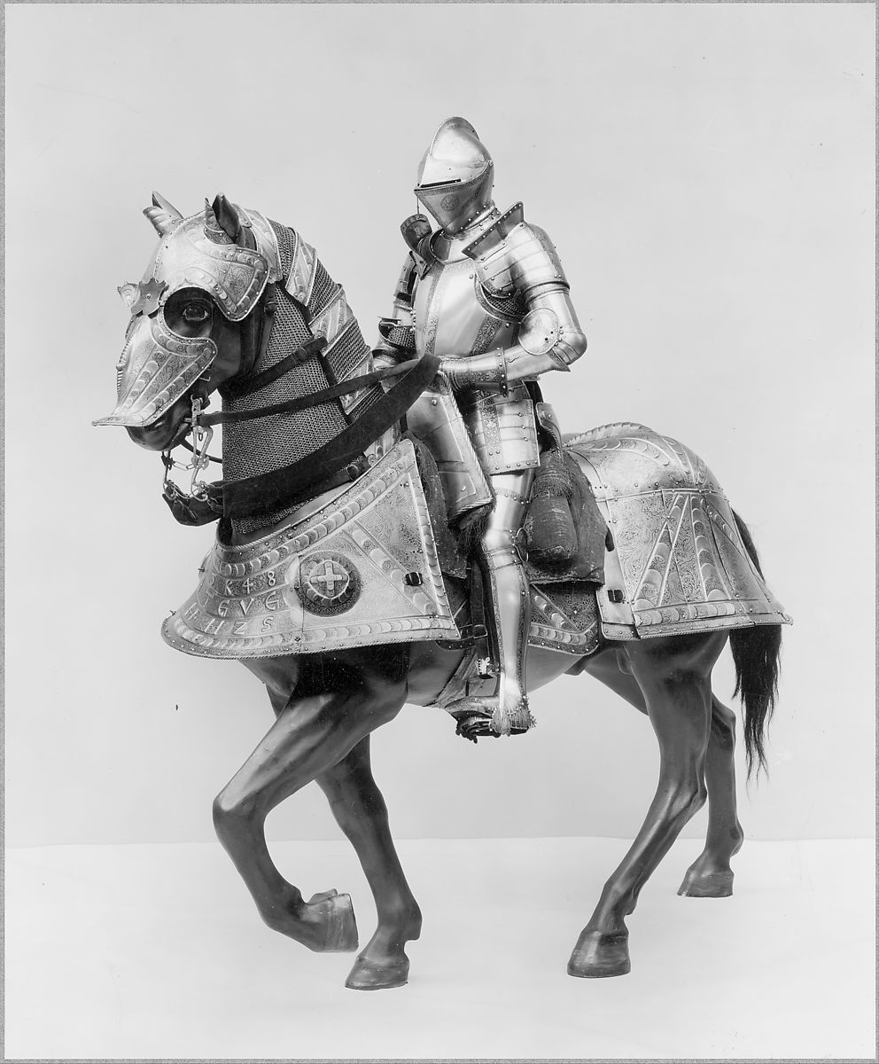 Horse Armor In Europe Essay The Metropolitan Museum Of Art Heilbrunn Timeline Of Art History