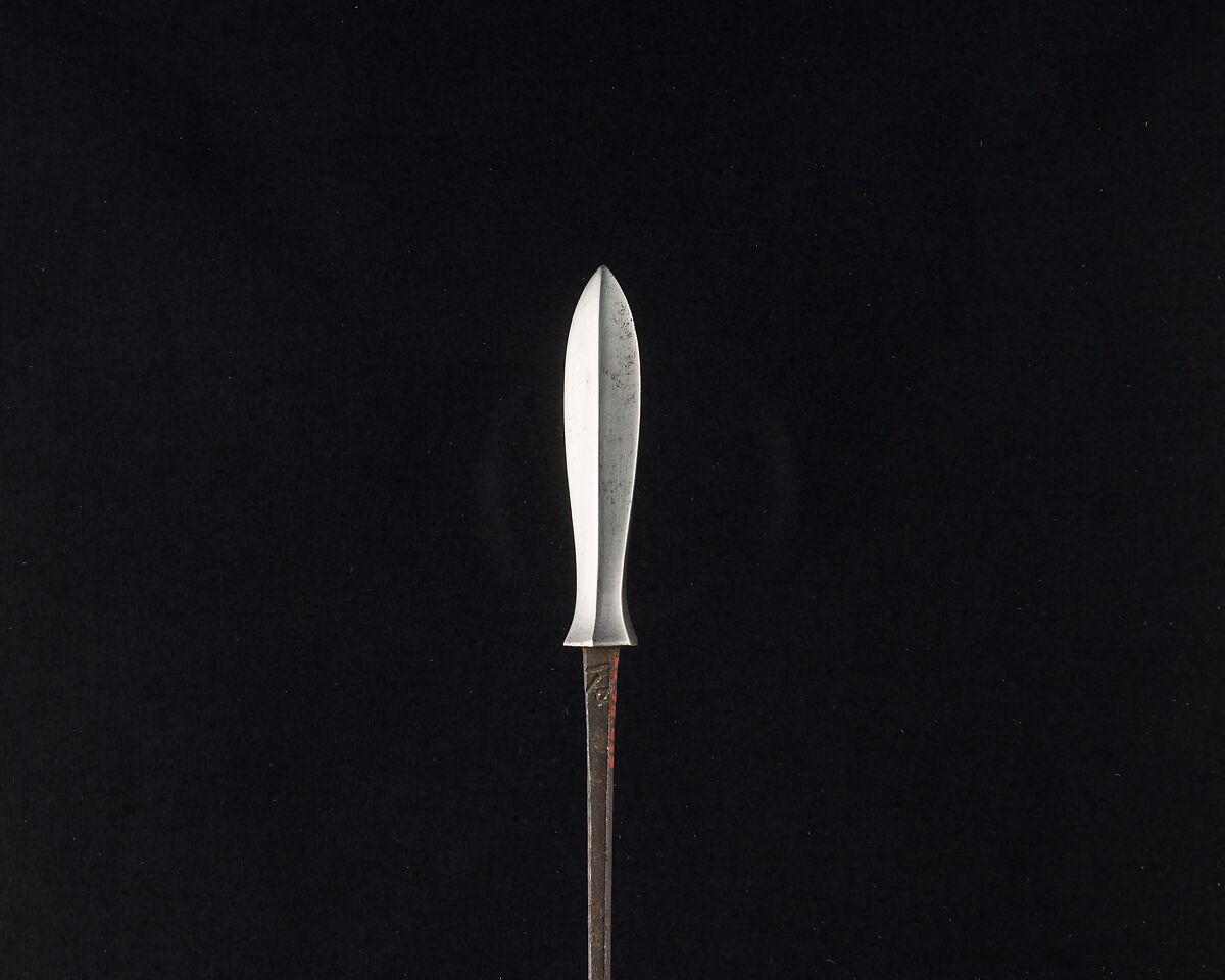 Arrowhead (<i>Yanone</i>) | Japanese | The Met