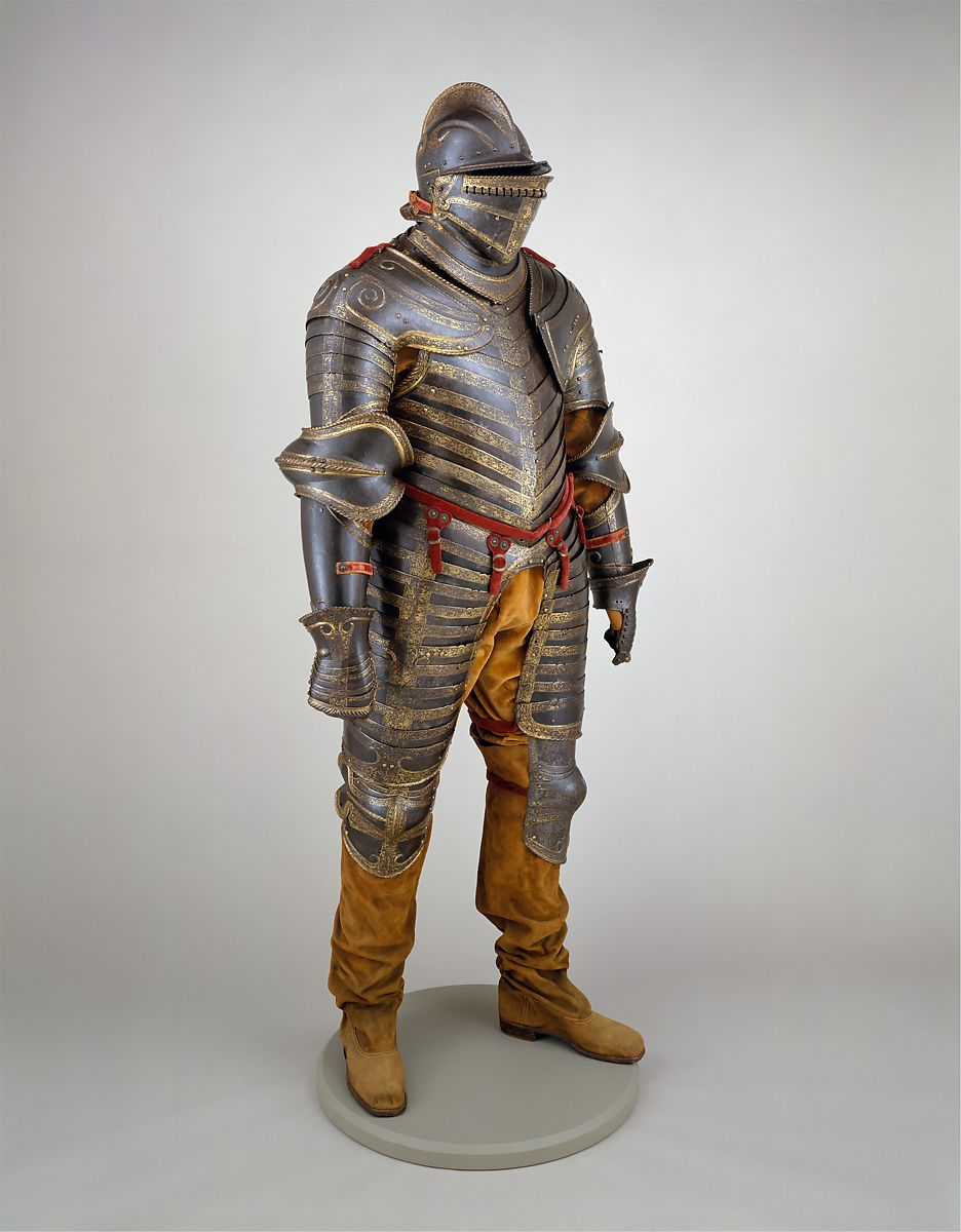 Field Armor of King Henry VIII of England (reigned 1509–47 ...