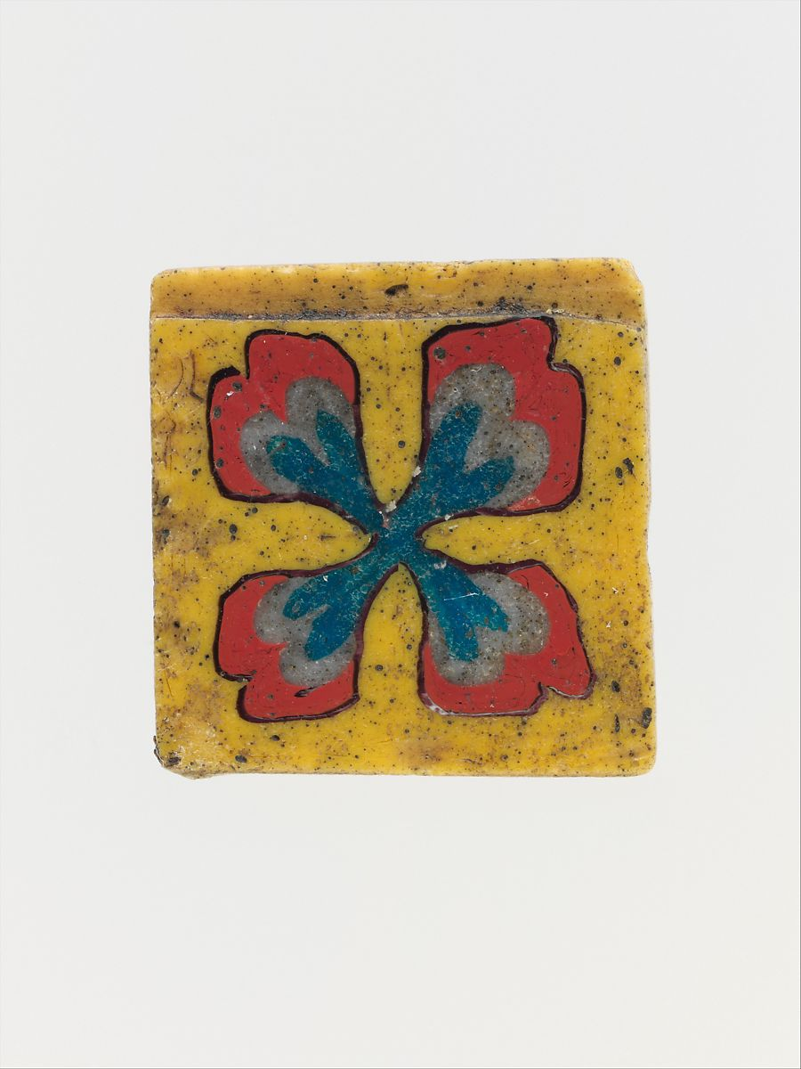 Mosaic glass inlay | Egyptian, Roman | Early Imperial | The Met