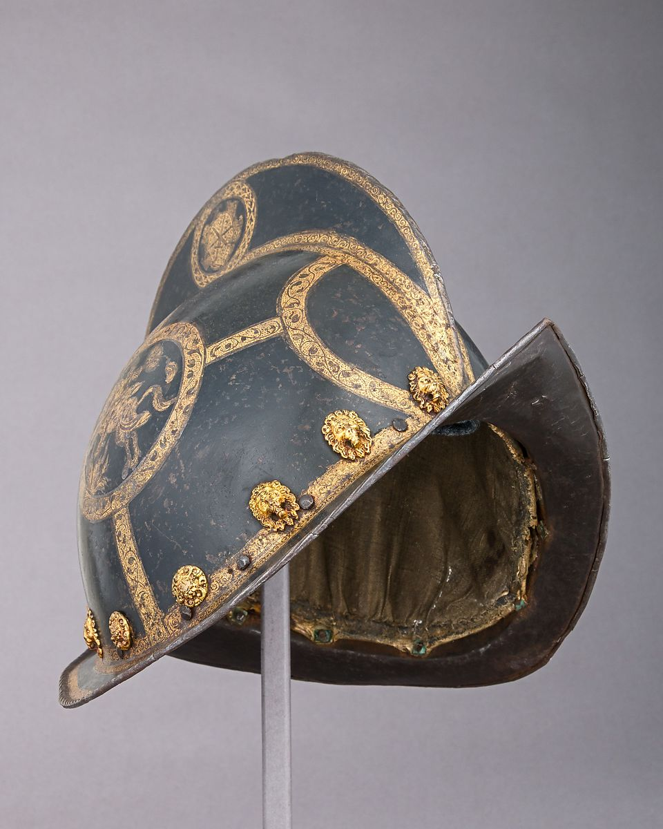 Morion for the Bodyguard of the Prince-Elector of Saxony | German, Nuremberg | The Met