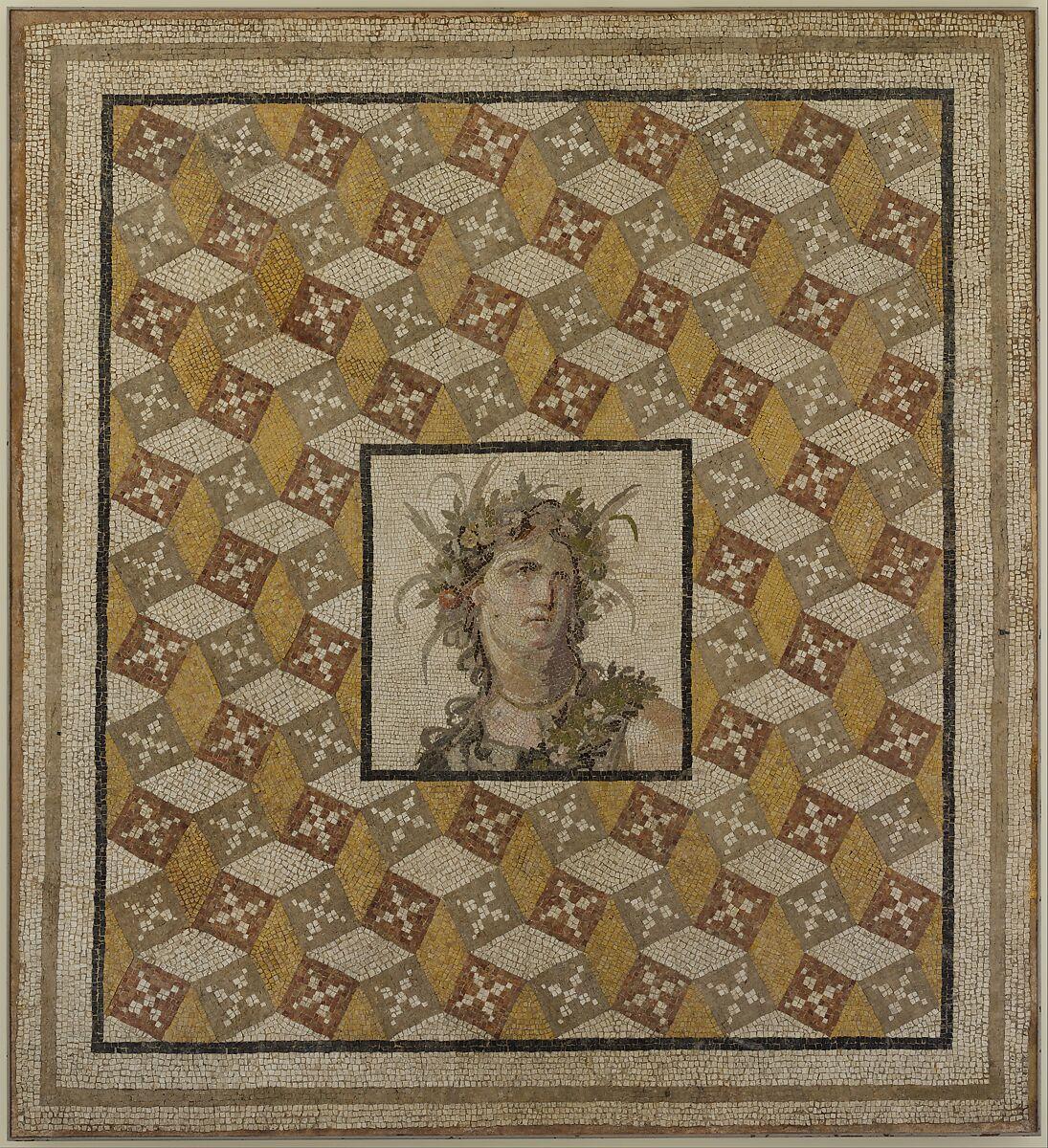Mosaic Floor Panel Roman Imperial The Met