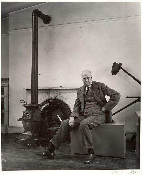 Berenice Abbott | Edward Hopper | The Met
