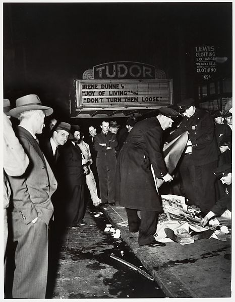 Joy Of Living, Weegee (American, Born Ukraine (Austria), Złoczów (