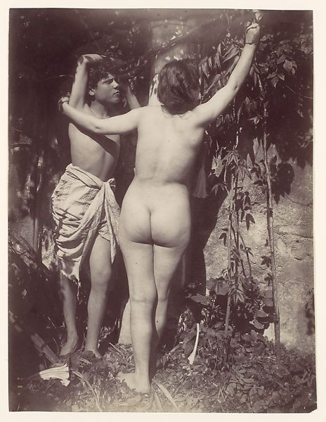 nude italy