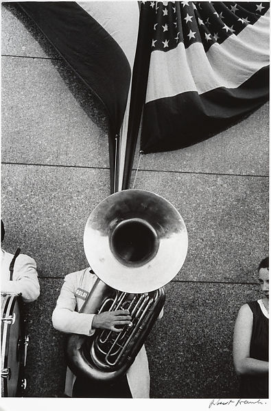 Robert Frank | Political Rally, Chicago | The Met