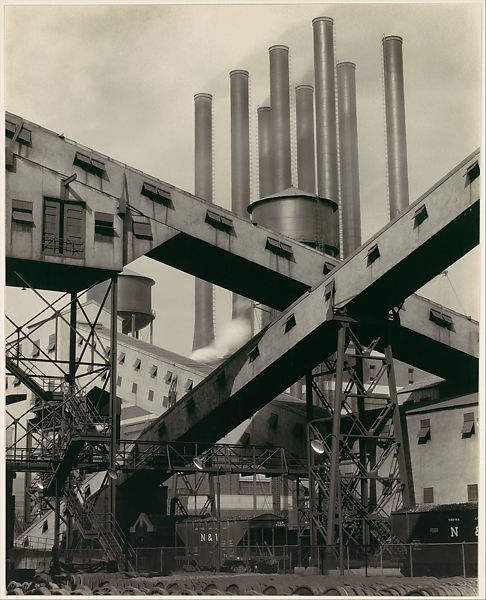 Charles Sheeler 1883 1965 Essay The Metropolitan Museum Of Art Heilbrunn Timeline Of Art History