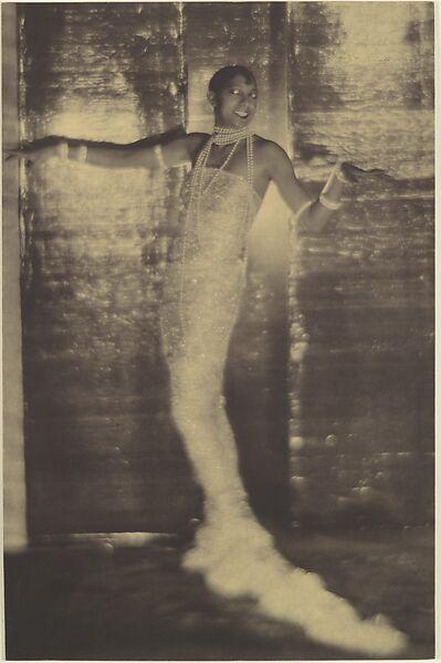 Adolf de Meyer   Josephine Baker   The Met