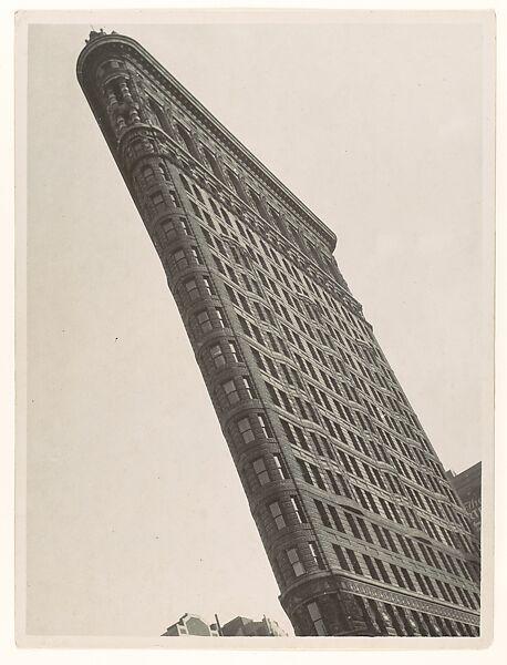 Walter Gropius | Flatiron Building, New York | The Met