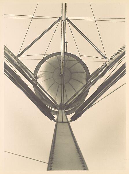 Imogen Cunningham   Shredded Wheat Tower   The Met