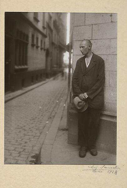 August Sander | Arbeitslos | The Met