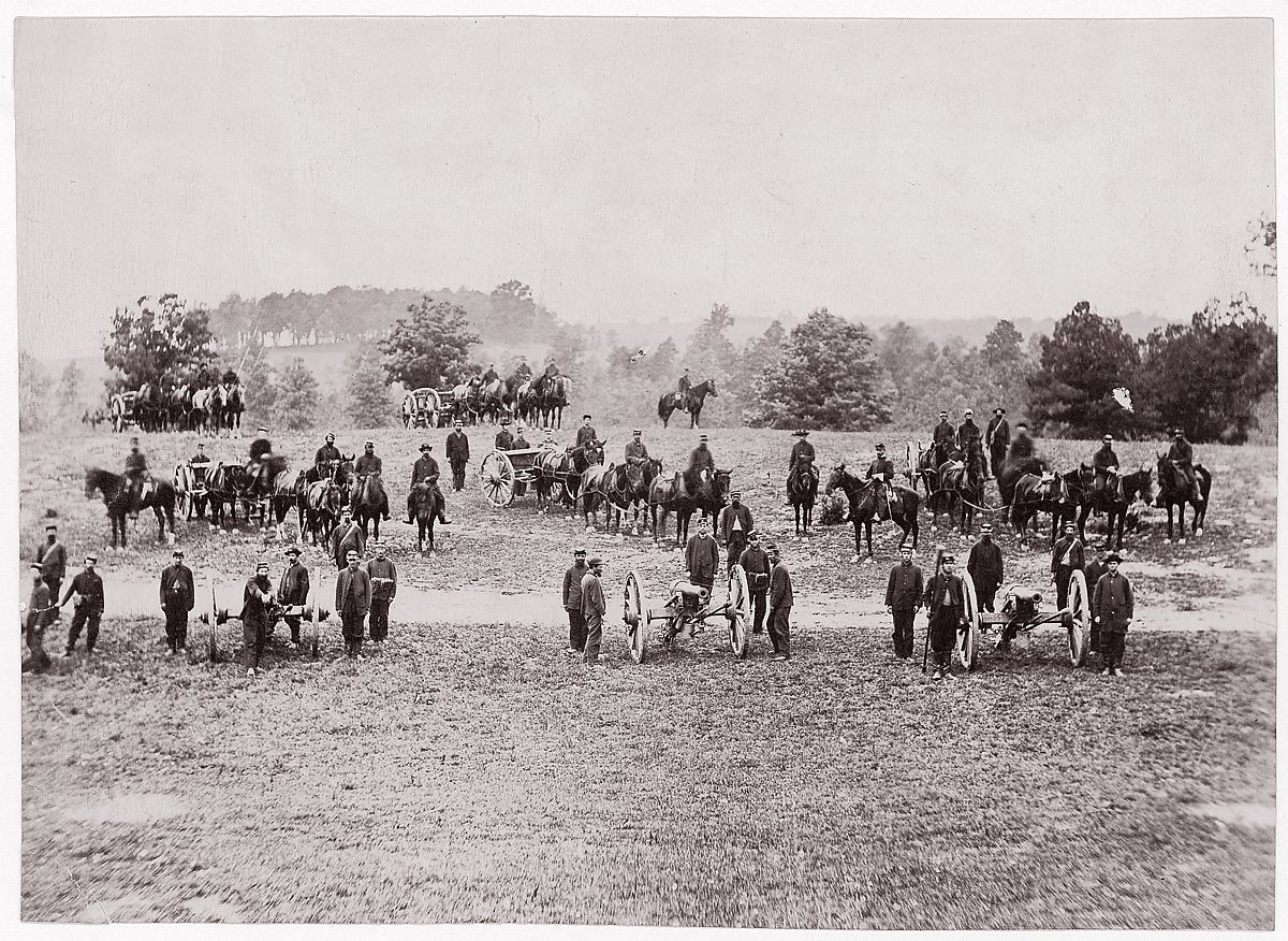 Formerly attributed to Mathew B. Brady | Pennsylvania Light Artillery, Keystone Battery | The Met