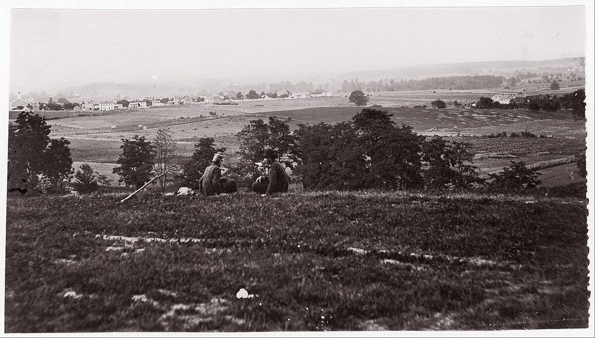 Unknown | Gettysburg, Pennsylvania | The Met