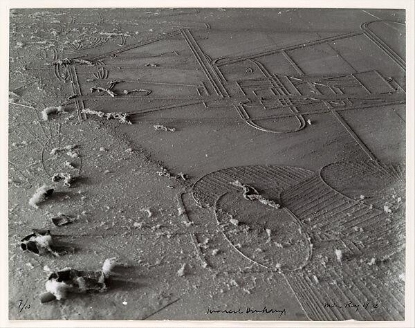 Man Ray | Dust Breeding | The Met