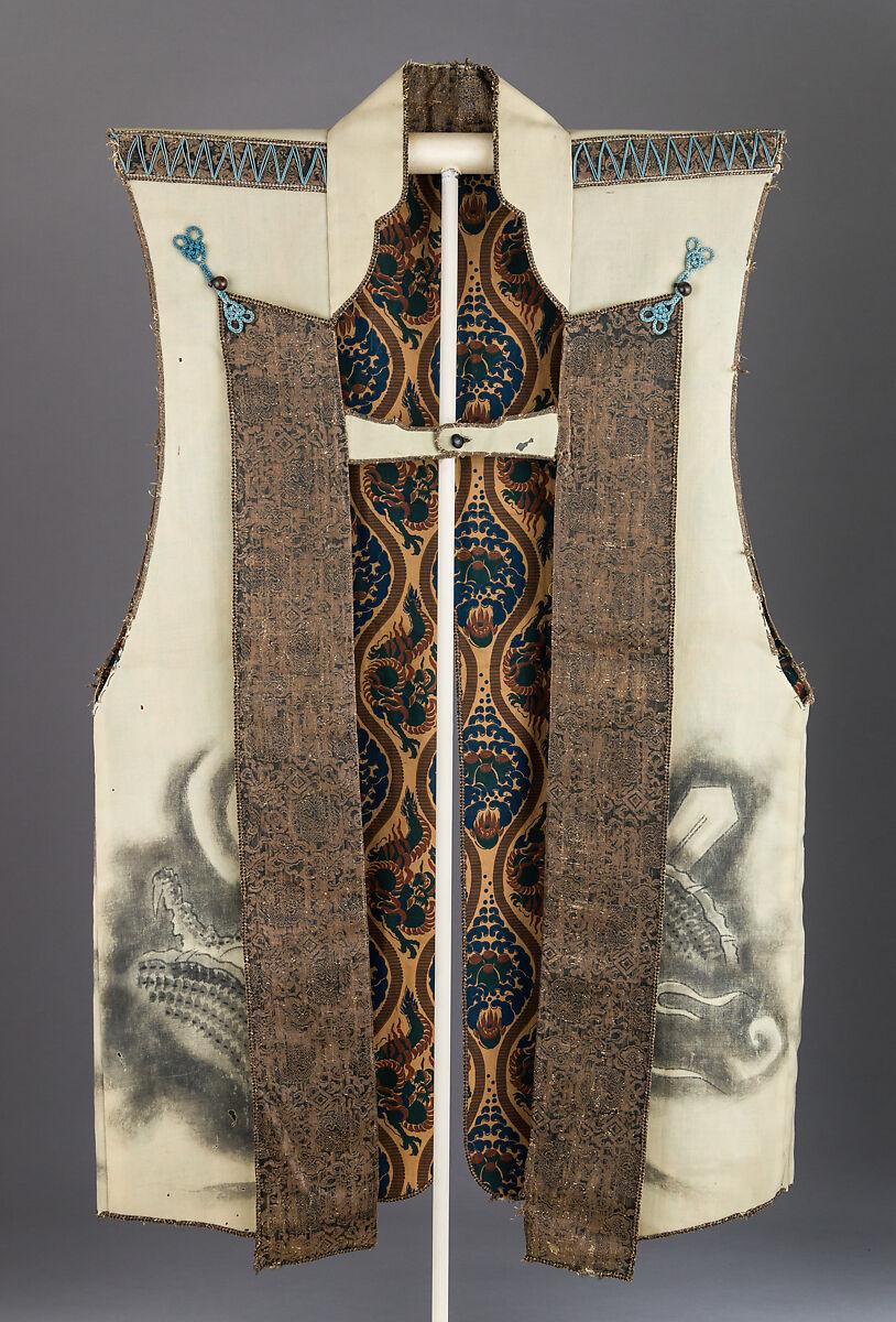 Surcoat (<i>Jinbaori</i>) | Japanese | The Met