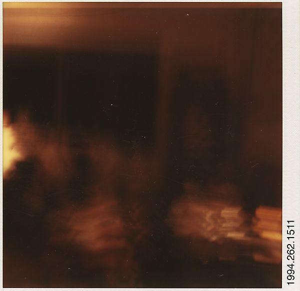 Walker Evans | [Unidentifiable Blurred and Abstract Forms] | The Met
