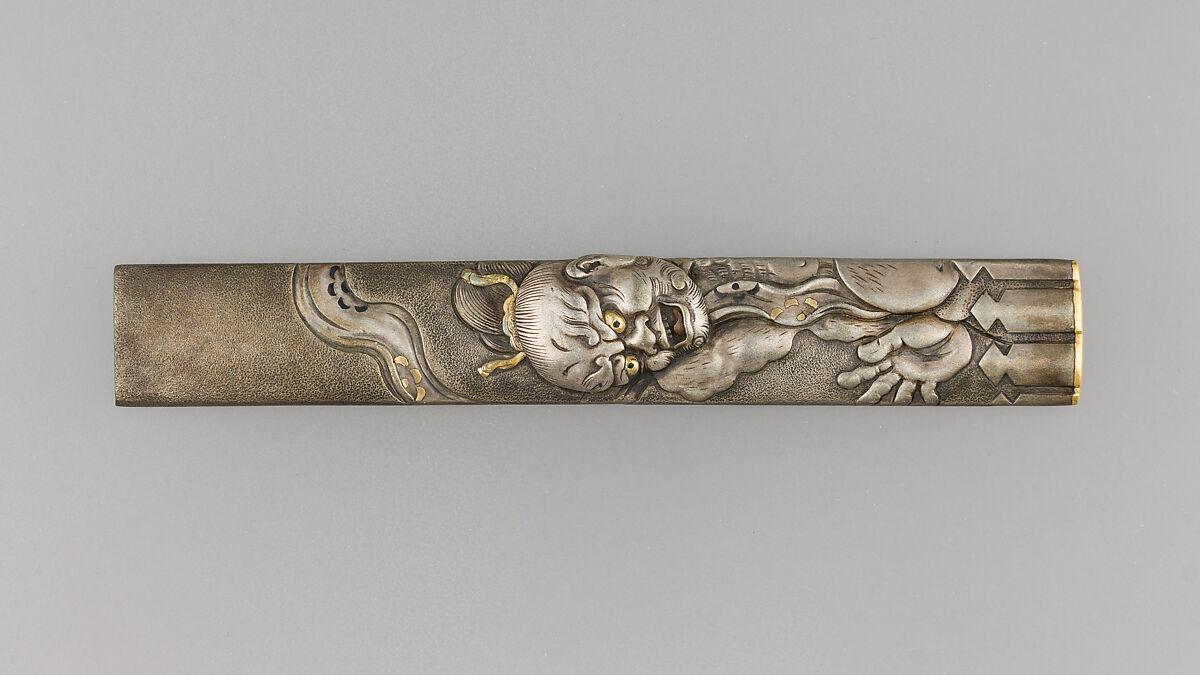 Knife Handle (Kozuka) | Japanese | The Met