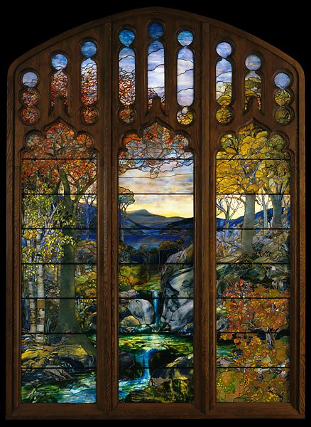 decorative windows for houses glasses to add.htm louis comfort tiffany  1848   1933  essay the metropolitan  louis comfort tiffany  1848   1933