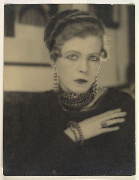Man Ray | Nancy Cunard | The Met