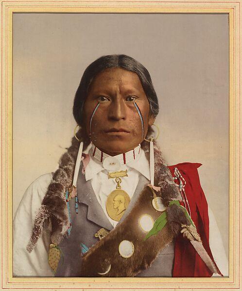 William Henry Jackson   Chief James Garfield Velarde   The Met