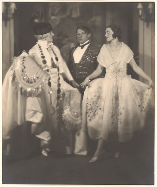 Man Ray | Bal of Etienne de Beaumont | The Met