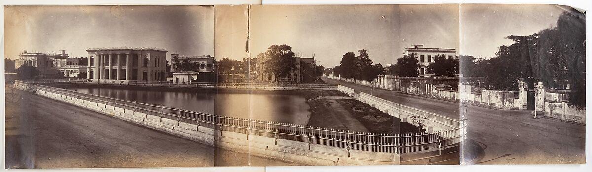 Unknown | [New Tank in Camac Street, Chowringhee, Calcutta] | The Met