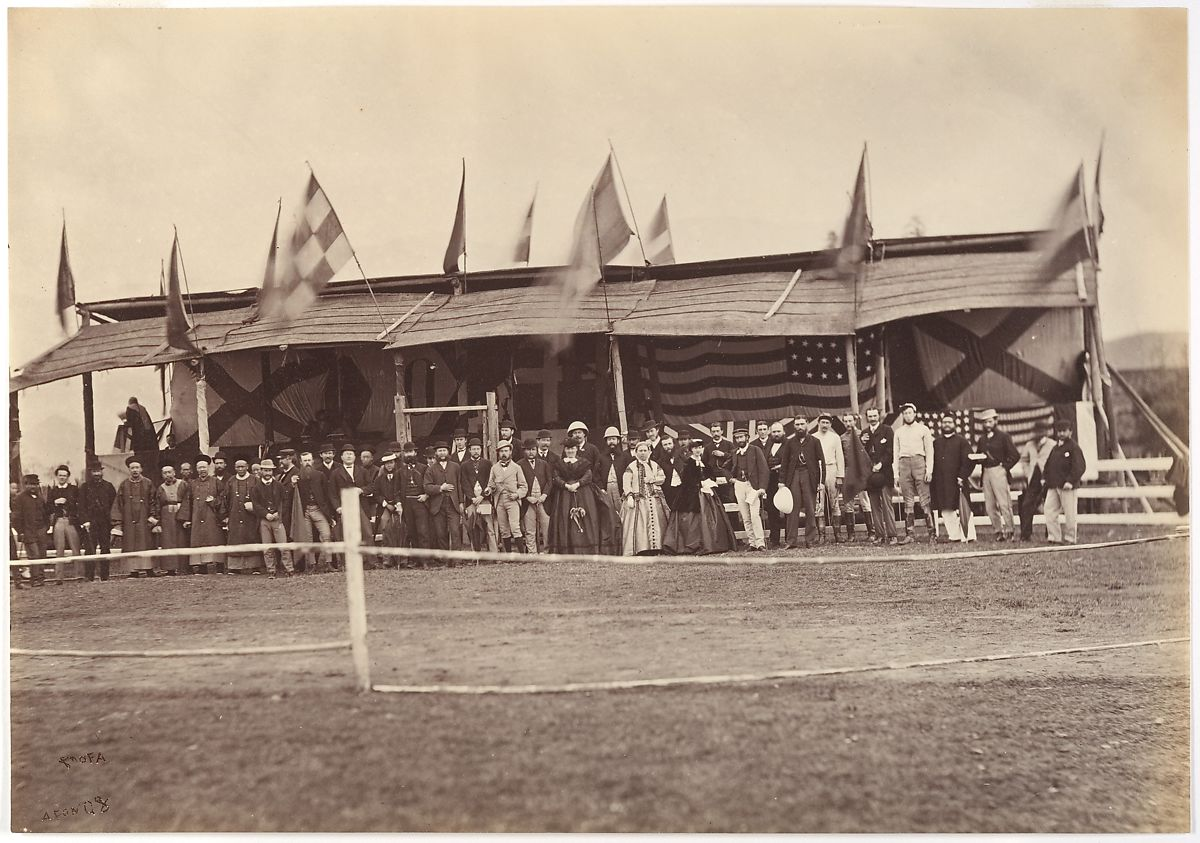 Lai Fong   The Grand Stand, Foochow   The Met