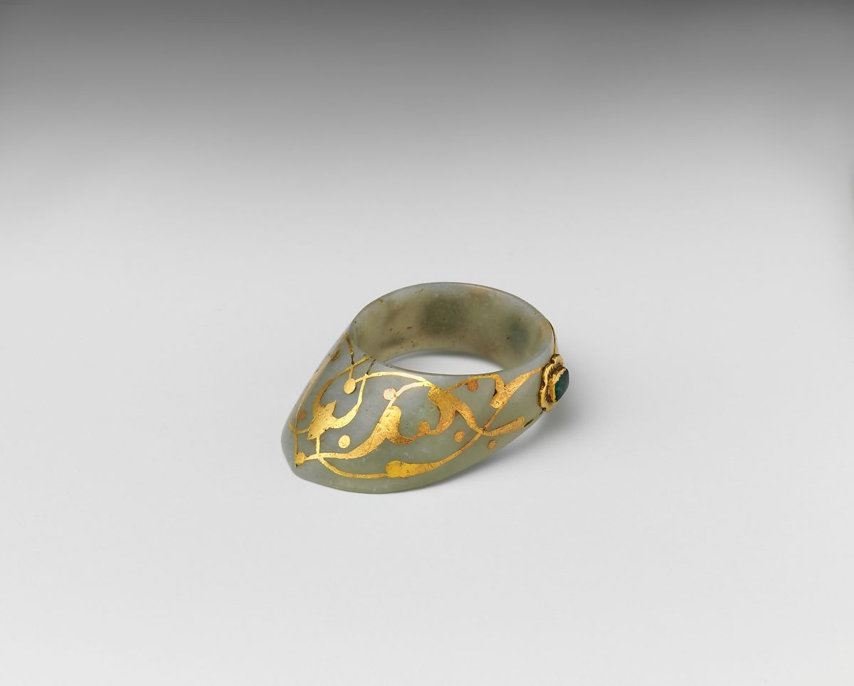Archer's Thumb Ring | Turkish | The Met