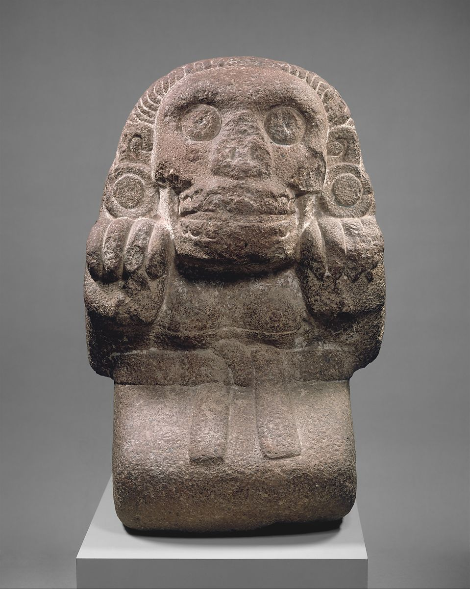 Cihuateotl Aztec The Met