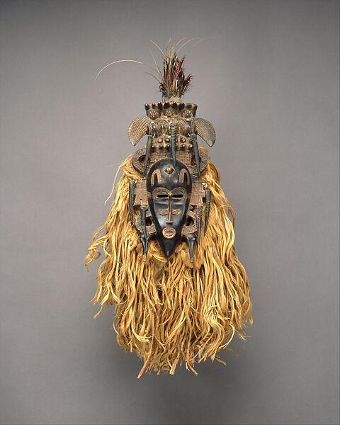 the mask art