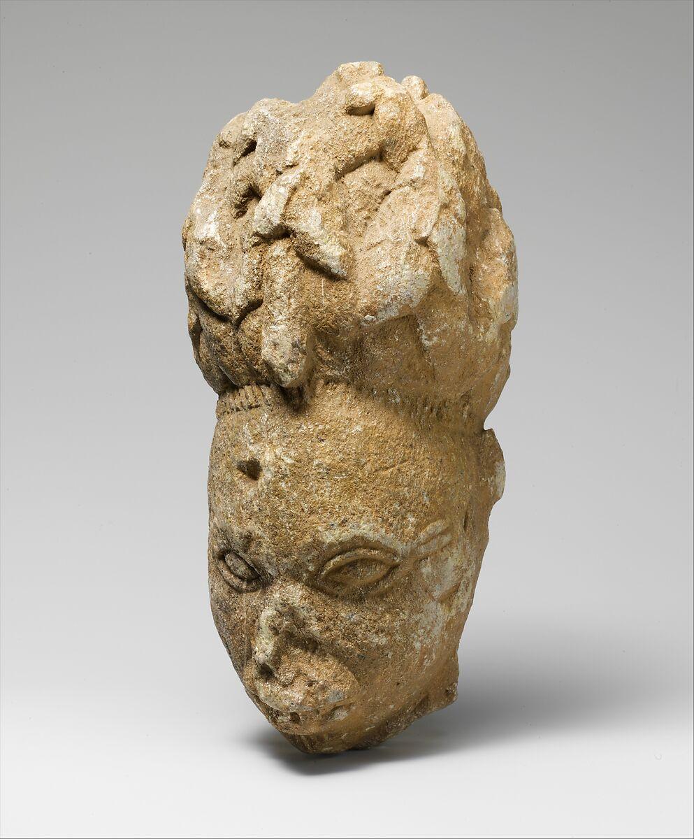 Figure: Head | Yoruba peoples | The Met