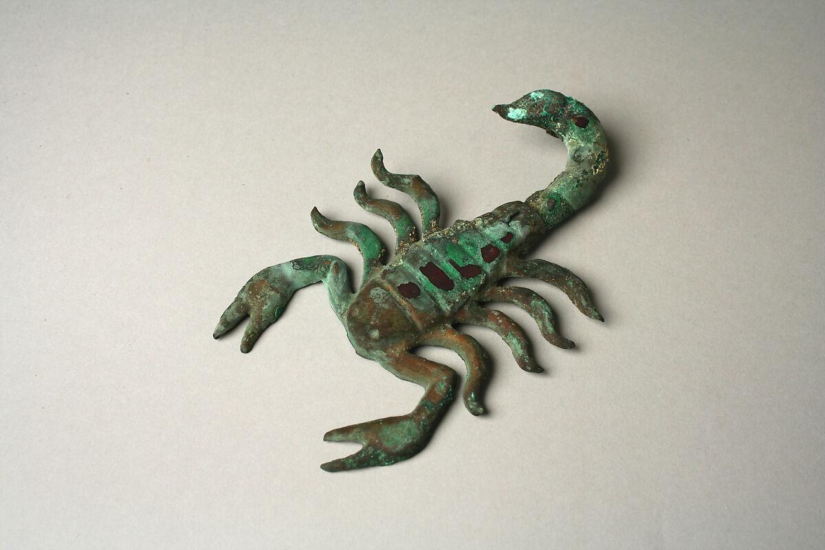 Scorpion | Moche (Loma Negra) | The Met