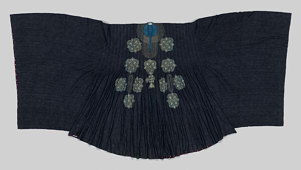 Man's Ceremonial Garment (Etu Damo Alaari Dandogo)   Yoruba peoples, Ijebu group   The Met