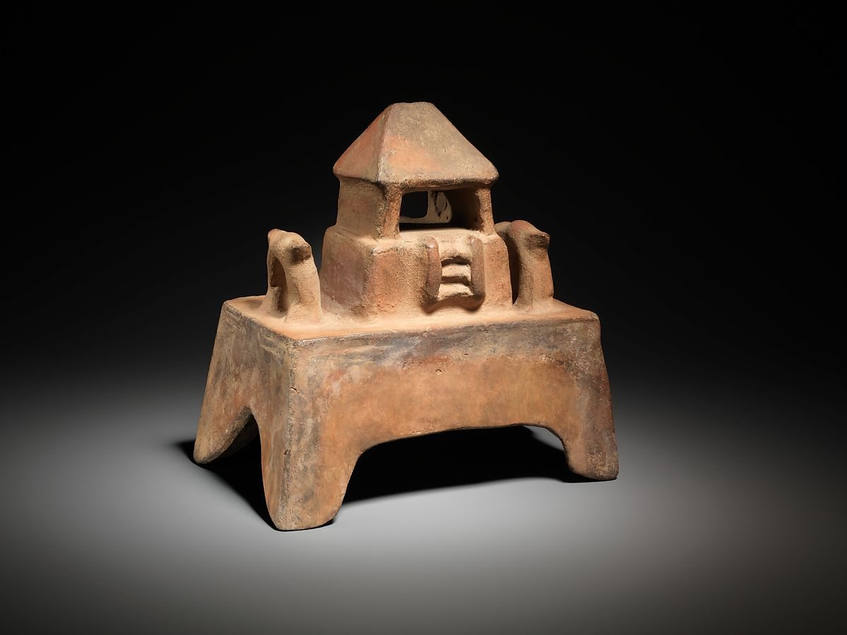 Architectural Models from the Ancient Americas   Essay   The Metropolitan  Museum of Art   Heilbrunn Timeline of Art History