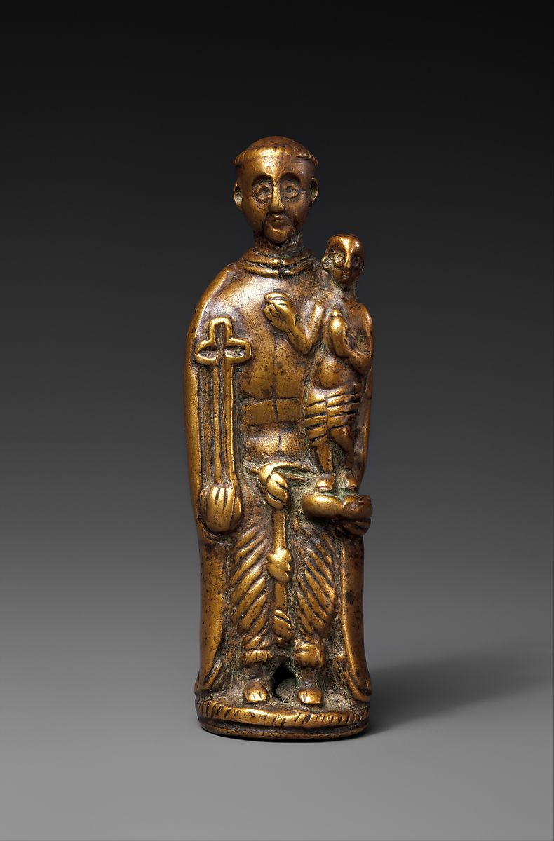 Pendant: Saint Anthony of Padua