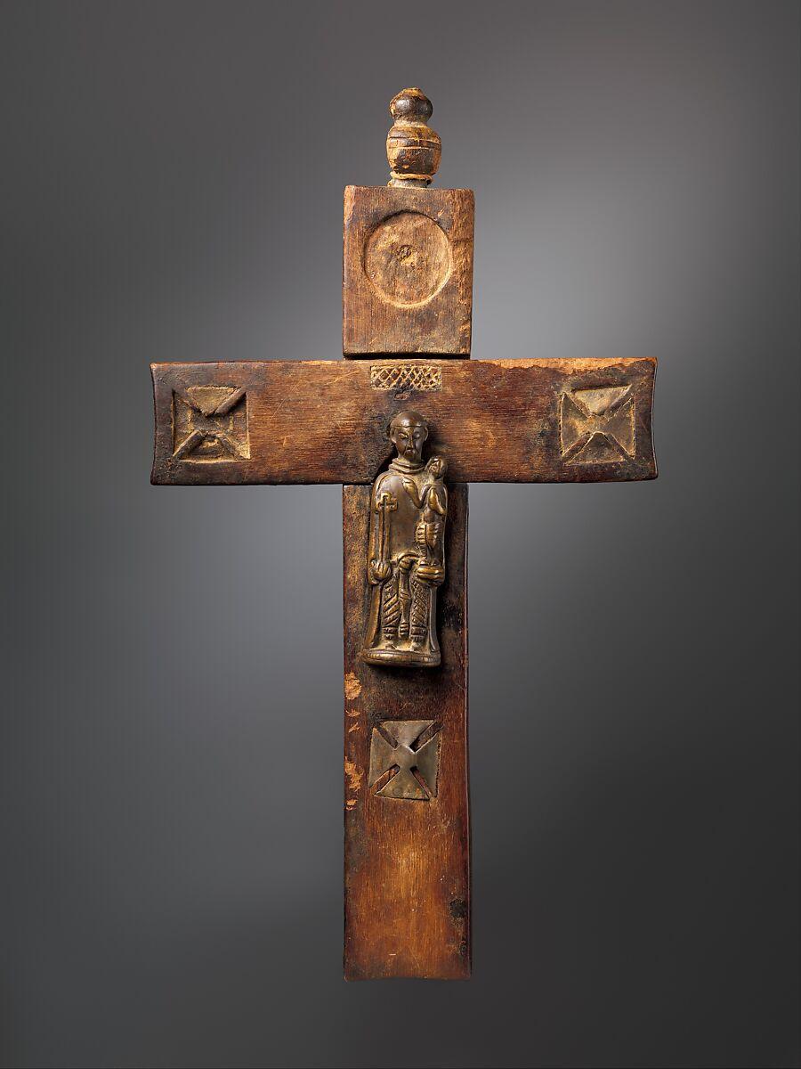 Cross: Saint Anthony of Padua