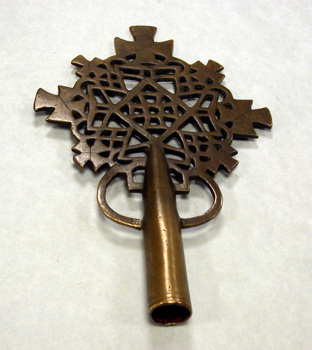 Processional Cross (qäqwami mäsqäl) | Amhara or Tigrinya peoples | The Met