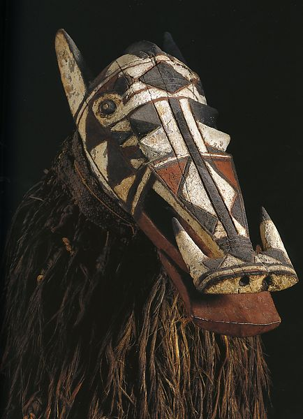 Helmet Mask: Warthog | Mossi peoples | The Met