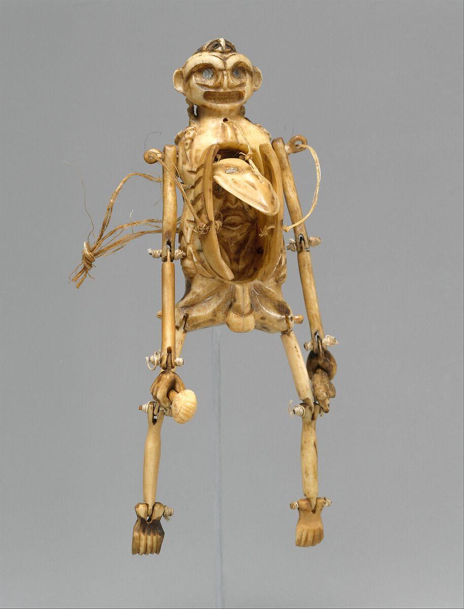 Transformation Puppet   Tlingit   The Met