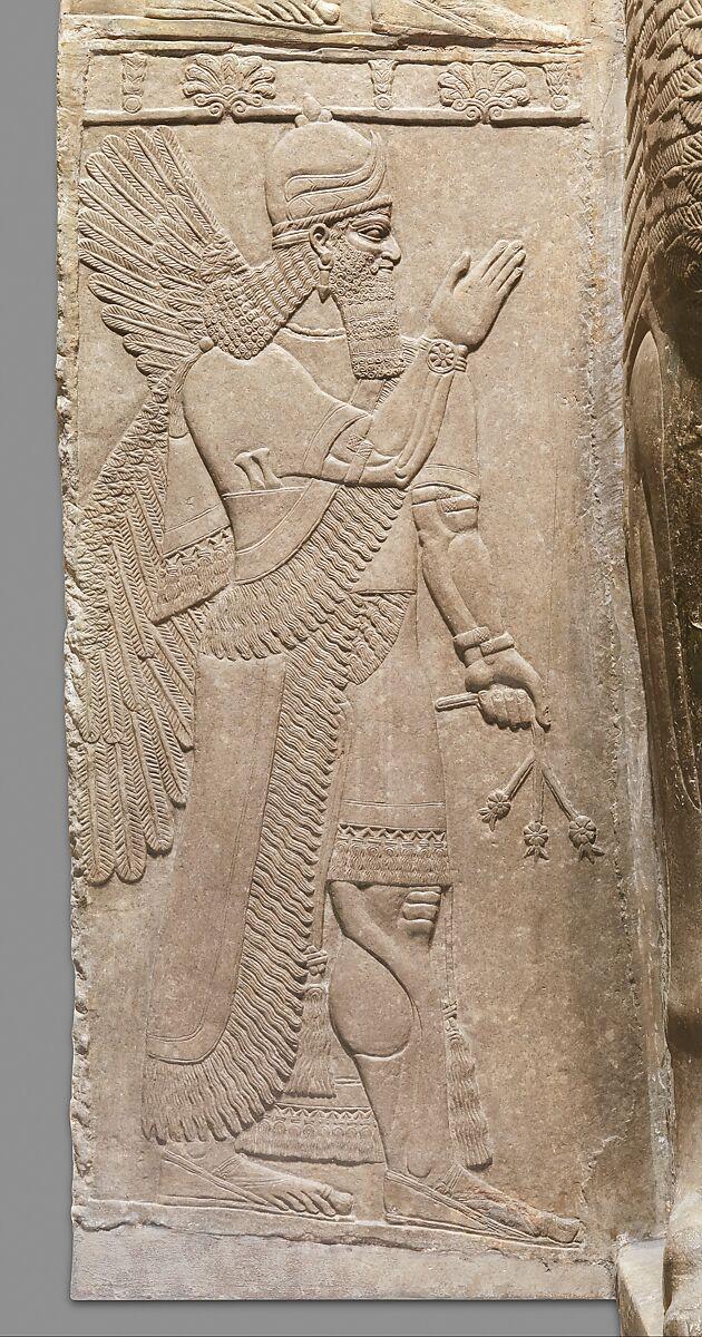 Relief panel | Assyrian | Neo-Assyrian | The Met