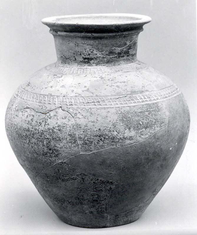 Jar | Sasanian or Islamic | Sasanian–early Islamic | The Met