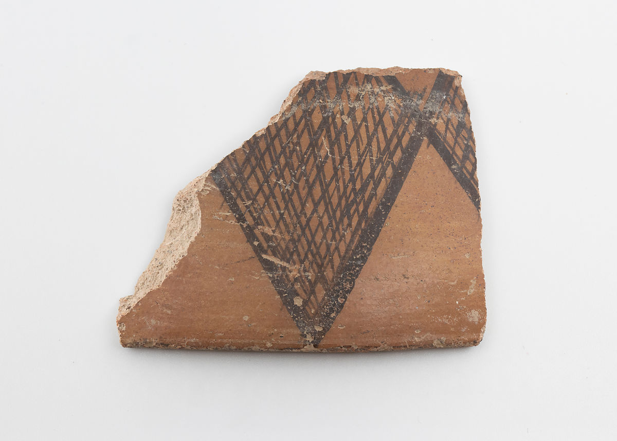Sherd   Iran   Chalcolithic–Early Bronze Age   The Met
