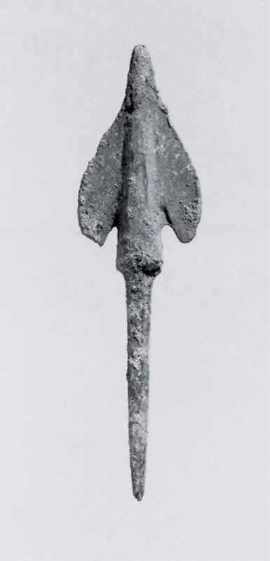 Arrowhead | Iran | Iron Age | The Met