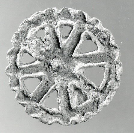 Compartmented stamp seal   Bactria-Margiana Archaeological Complex   Bronze Age   The Met